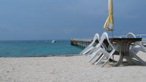 沖縄の無人島 ナガンヌ島へ